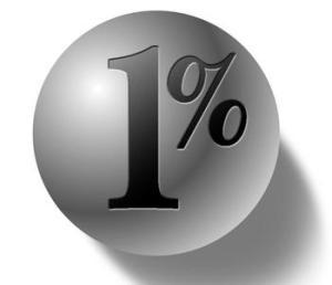 1% Savings