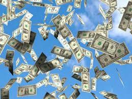 money from heavan