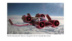 CA - 2016-6-21 - Flying Cars - flying cars image